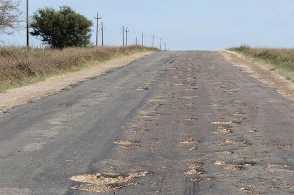 """""""La vialidad urbana y rural es el principal problema que debe resolver la Intendencia"""", indicó Olivera"""